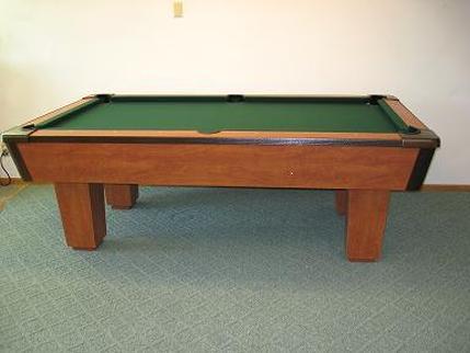 the maverick - ruxton billiards