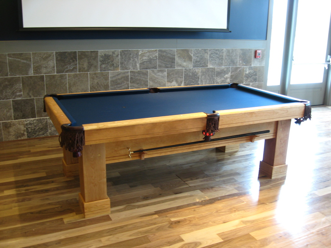For Those Of Us Who Live In The Upper Half Of The Country When It Comes To Pool  Tables, Weu0027re Lucky. We Have An Easy Space To Put Them: In A Basement ...
