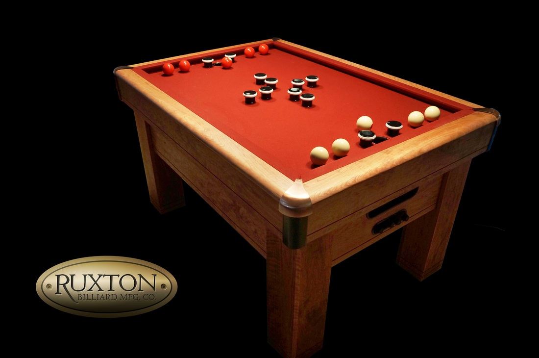We Manufacturer Two Unique Slate Bumper Pool Tables Made Specifically For  Homeowners Who Want The Best Home Bumper Pool Table In The World.