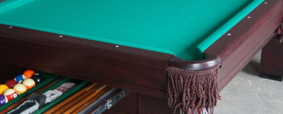 Home Ruxton Billiards - Maverick pool table